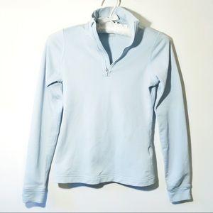 Nike FIT DRY Athletic Pullover Half Zip Top
